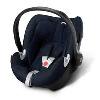 Cybex ATON Q PLUS Babyschale 2017 Midnight Blue