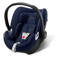 Cybex ATON Q I-SIZE Baby carseat 2017 Midnight Blue