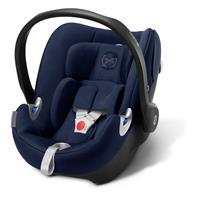 Cybex Aton Q i-Size Babyschale Midnight Blue