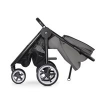 Cybex Agis M Air3 Kinderwagen 2017 Manhattan Grey Einhand Faltung