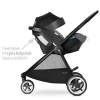 Cybex Agis M Air3 Kinderwagen 2017 Manhattan Grey Travel System mit Cybex Babyschale
