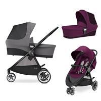 Cybex Agis M-Air 3 Kinderwagen incl. Babywanne 2017 Mystic Pink