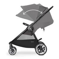 Cybex Agis M Air4 Kinderwagen 2017 manhattan grey Grosses Sonnendach