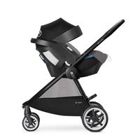 Cybex Agis M Air4 Kinderwagen 2017 manhattan grey Travel System mit Cybex Babyschale Aton5