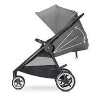 Cybex Agis M Air4 Kinderwagen 2017 manhattan grey Verstellbare Rueckenlehne