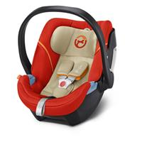 Cybex Aton5 Babyschale 2017 autumn gold