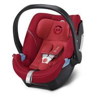 Cybex Aton5 Babyschale 2017 infra red