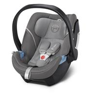 Cybex Aton5 Babyschale 2017 manhattan grey