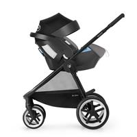 Cybex Balios M Kinderwagen 2017 manhattan grey Travel System incl Aton5