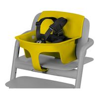 Cybex Lemo Baby-Set inkl. 5-Punkt Gurt für Hochstuhl Lemo Design Canary Yellow