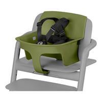 Cybex Lemo Baby-Set inkl. 5-Punkt Gurt für Hochstuhl Lemo Design Outback Green