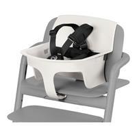 Cybex Lemo Baby-Set inkl. 5-Punkt Gurt für Hochstuhl Lemo Design Porcelaine White