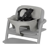 Cybex Lemo Baby-Set inkl. 5-Punkt Gurt für Hochstuhl Lemo Design Storm Grey