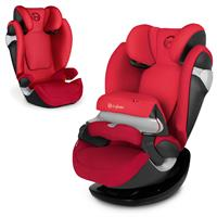 Cybex PALLAS M Kindersitz 2017 Infra Red