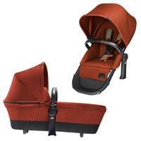 Cybex Priam Tragewanne & Sportsitz - 2in1 Sitz Autumn Gold | KidsComfort.eu