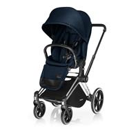 Cybex Priam Kinderwagen mit Lux Sitz 2017 Midnight Blue