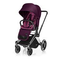 Cybex Priam Kinderwagen mit Lux Sitz 2017 Mystic Pink