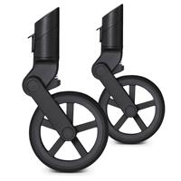 Cybex PRIAM Front Wheel Set City LIGHT 2017 Black