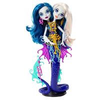 "Mattel Monster High ""DGS"" - Peri & Pearl Serpentine"