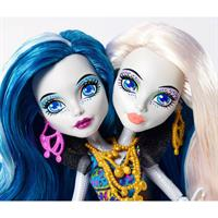 Mattel Monster High DGS Peri & Pearl Serpentin Detailansicht 01