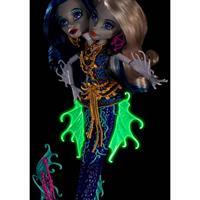 """Mattel Monster High """"DGS"""" Peri & Pearl Serpentin Detaillierte Ansicht 02"""