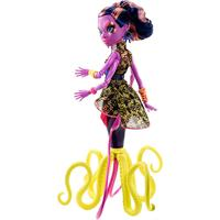 Mattel Monster High DGS Schreckensriff Schülerin Kala Mer'ri Detailansicht 01
