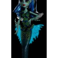 "Mattel Monster High ""DGS"" Leuchtende Monsterfisc Frankie Detaillierte Ansicht 02"