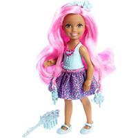 Mattel Barbie 4 Königreiche Zauberhaar Chelseas Blau Hauptbild