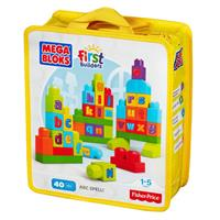 Mega Bloks ABC Bauhaus Detaillierte Ansicht 02