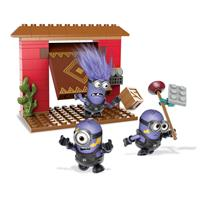 Mega Bloks Despicable Me fortress break-in