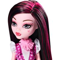 Mattel Monster High & Ever After High Meet The S Draculaura Detaillierte Ansicht 02