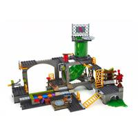 Mega Bloks Teenage Mutant Ninja Turtles Geheimversteck Spielset