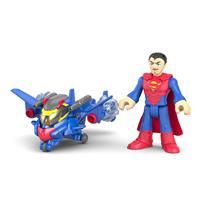 Mattel Super Freunde Schutzausrüstung Batman, Su Superman Hauptbild