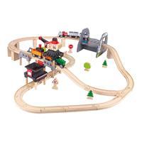 Hape Holzeisenbahn Bergbau-Spielset
