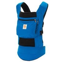 Ergobaby Performance Babytrage True Blue
