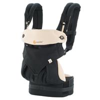 Ergobaby Baby Carrier Four Position 360 Black/Camel