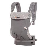 Ergobaby Baby Carrier Four Position 360 Dewy Grey
