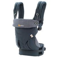 Ergobaby Baby Carrier Four Position 360 Dusty Blue