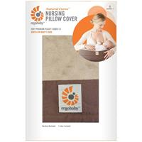 Ergobaby Natural Curve Nursing Pillow Cover Brown