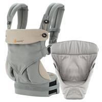 Ergobaby von-Geburt-an-Paket Original 360 Grey