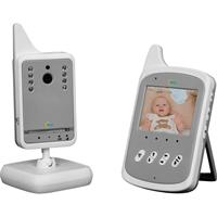 Fillikid Drahtloses Digitales Babyphone mit LCD-Display