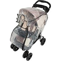 Fillikid Regenschutz Allround transparent Kinderwagen