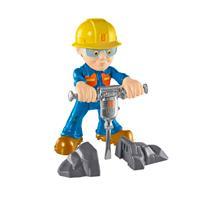 Fisher Price Bob der Baumeister Kleine Figuren DHB05 DMM48 Presslufthammer Bob 03