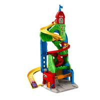 Fisher-Price DFT71 Little People Hochhausrennbahn