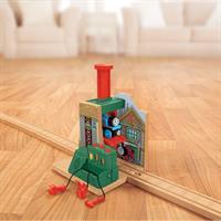 Fisher-Price CDK46 Thomas & seine Freunde Lokwerkstatt – Holz