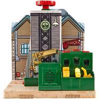 Fisher Price Thomas Eisenbahn Holz Lokwerkstatt CDK46 03