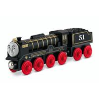 Fisher Price Thomas die Lokomotive Holz Y4381 Hiro