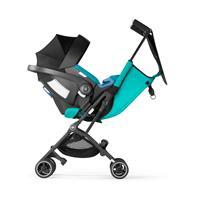 Good Baby Pockit+ Capri Blue Turquoise 617000049 Verwendung Mit Babyschale