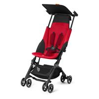GB Buggy POCKIT+ 2017 Dragon Red - red