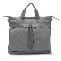 George Gina & Lucy Johnny Junior Wickeltasche grey 4250462970700